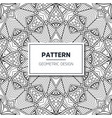 seamless ethnic and tribal pattern vector image vector image