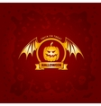 Beautiful Halloween Background vector image vector image