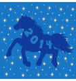 horse 2 vector image vector image