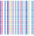 seamless vertical stripes pattern texture vector image vector image