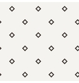 seamless pattern of squares vector image vector image
