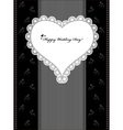 Wedding Day background or card vector image vector image