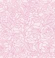 rosespattern vector image vector image