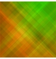 Abstract Elegant Green Orange Background vector image vector image