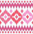 ethnic romantic seamless pattern vector image vector image