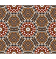 Abstract Tribal indian motif seamless pattern vector image vector image