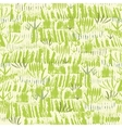 Painting of green grass seamless pattern vector | Price: 1 Credit (USD $1)