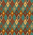 American Indian seamless pattern vector image vector image