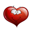 Heart Faces Happy Emoticons Smiling vector image vector image