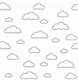 Baby seamless pattern Light fun sky print