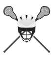 lacrosse 07 vector image vector image