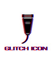 pet shaving machine icon flat vector image vector image