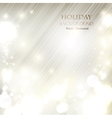 Elegant Christmas shining background with vector image