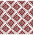 Russian textile seamless pattern vector image vector image