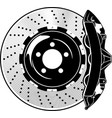car parts 1 vector image