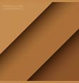 cardboard paper texture vector image