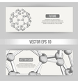 Abstract Creative concept background of vector image vector image