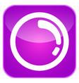 search app icon vector image