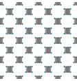 old scroll parchment pattern seamless vector image