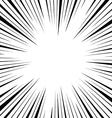 speed lines vector image