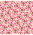 seamless pattern concept of vector image vector image
