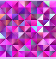 geometric backdrop bright magenta and pink colors vector image