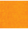 Orange texture with effect paint vector image vector image