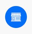 shop online market store building vector image vector image