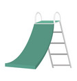 slide game kids zone vector image vector image