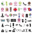 series of logos for clothing and fashion