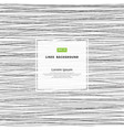 black and white abstract horizontal lines striped vector image vector image