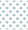 stars veterans pattern seamless vector image vector image