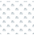 water energy pattern seamless vector image vector image