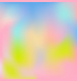 abstract spring pastel colored background vector image