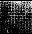 halftone texture overlay vector image vector image