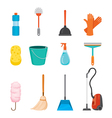 Cleaning Home Appliances Icons Set vector image vector image