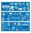 car repair and diagnostic mechanic service station