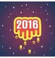 Comet 2016 vector image vector image