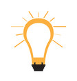 idea business concept icon vector image