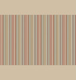 retro striped background seamles texture vector image vector image