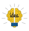 Idea lamp icon