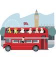 London sightseeing vector | Price: 3 Credits (USD $3)