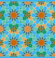 moroccan pattern vector image vector image
