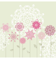 Floral design with arabesques vector | Price: 1 Credit (USD $1)