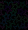 seamless multicolored festive background with vector image