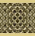 seamless pattern decorative symmetries ornament vector image vector image