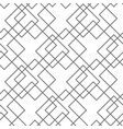 abstract seamless pattern minimal geometric vector image vector image