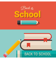 back to school design element 01 vector image