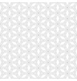 geometric background monochrome seamless pattern vector image vector image