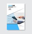 Template design brochure annual report magazine